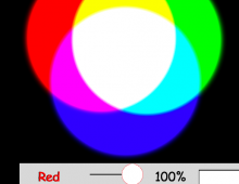 RGB Color Addition