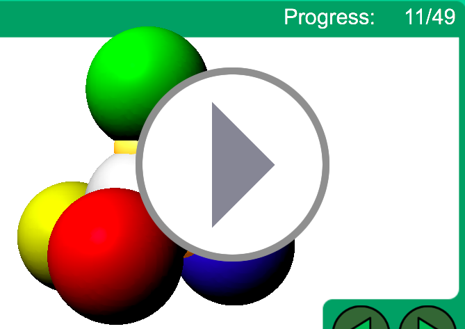 Click the image above to launch the Molecular Shapes tutorial.